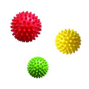Мячи для фитнеса и массажа